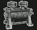 Foto de Compresores de anillo líquido