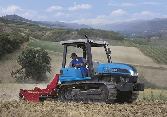 Foto de Tractores de orugas