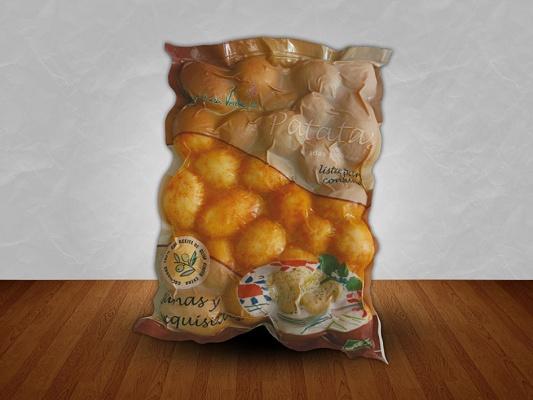Fotografia de Patates amb pimentón