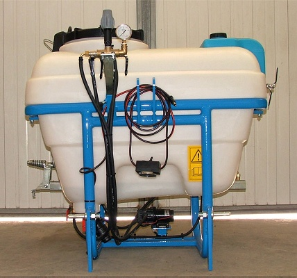 Foto de Máquina de herbicida eléctrica
