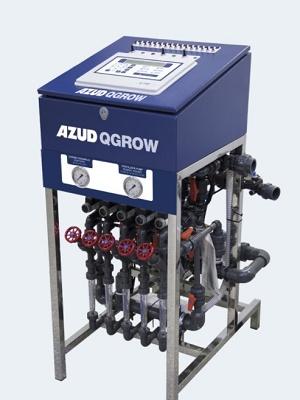 Foto de Sistema autónomo de fertirrigación