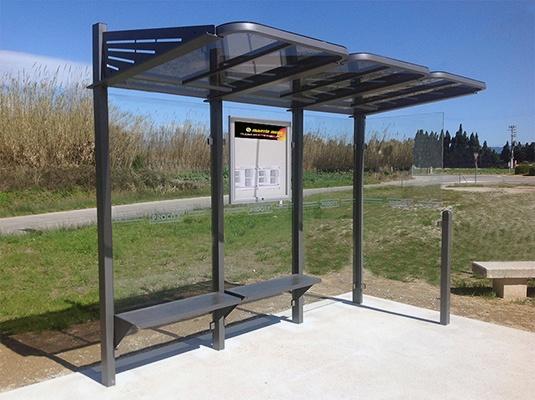 Foto de Marquesinas de paradas de autobús