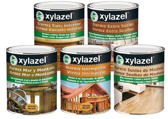 Barnices protectores xylazel barniz ferreter a - Barnices para madera ...