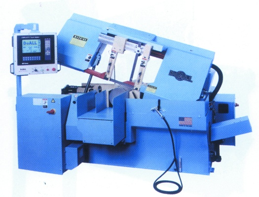 Foto de Máquina de sierra de cinta
