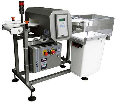 Foto de Detector de metales para alimentación