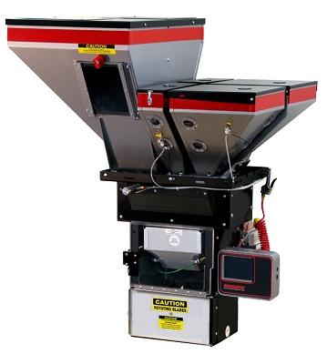 Foto de Mezclador gravimétrico para procesamiento de rango medio