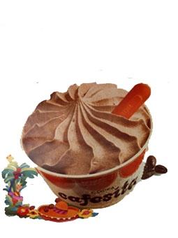 Foto de Copas y tarrinas para helado individual
