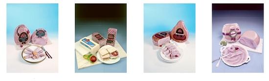 Foto de Jamones y paletas cocidos