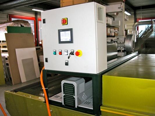 Foto de Sistema electrónico para el funcionamiento de lámparas