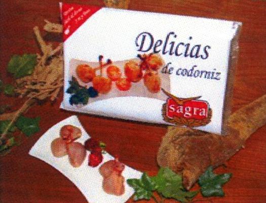Foto de Delicias de codorniz