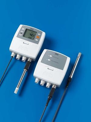 Foto de Transmisor de humedad y temperatura