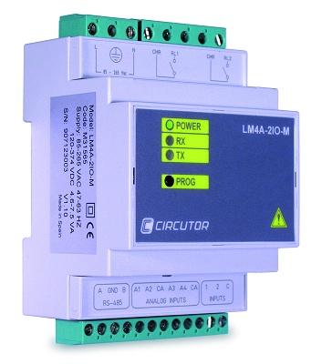 Foto de Centralizador de señales analógicas y digitales