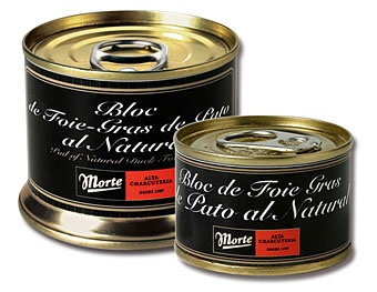 Foto de Foie-gras en lata