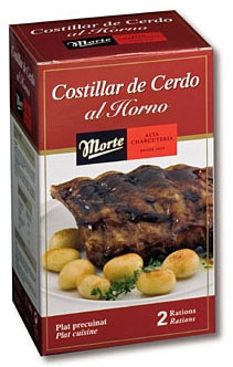 Foto de Costillar y carrillada