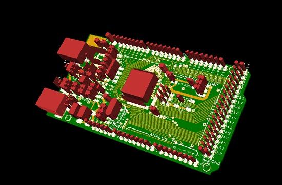 Foto de Software de diseño electrónico