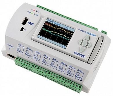 Foto de Registrador de datos de temperatura y proceso