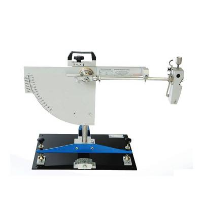 Foto de Péndulo portátil para ensayos de deslizamiento o fricción