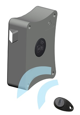 Picture of Electronic lock of proximity