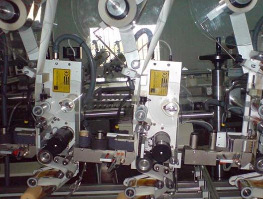 Foto de Cabezal dispensador automático