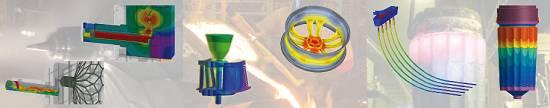 Foto de Software para simulación de procesos de fundición