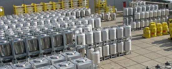 Foto de Alquiler de contenedores asépticos