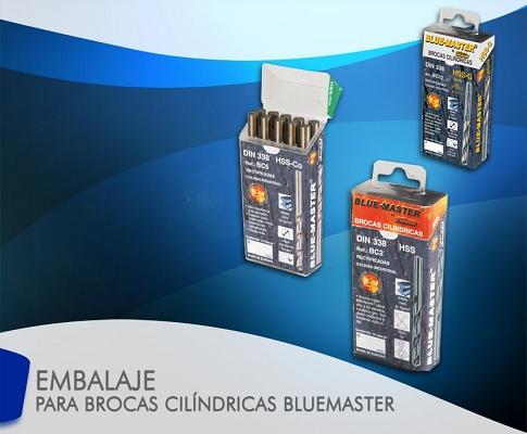Foto de Embalajes para brocas cilíndricas