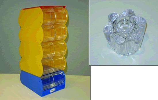 Foto de Copolímero transparente