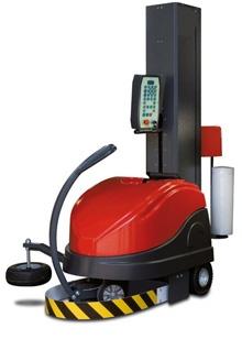 Foto de Robot móvil para el enfardado de cargas paletizadas