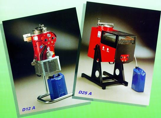 Foto de Destiladores de disolventes sin rascador
