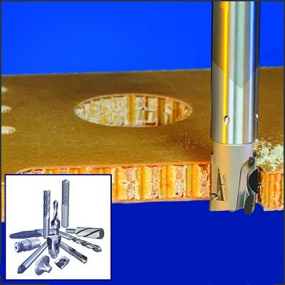 Foto de Soluciones para el mecanizado de composites avanzados