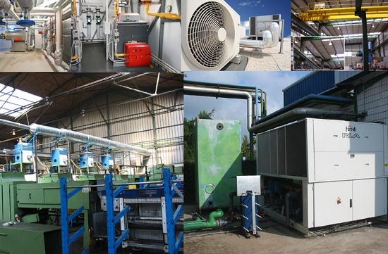 Foto de Instalaciones industriales