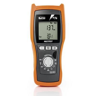 Foto de Instrumento para verificaciones de seguridad UNE 20460