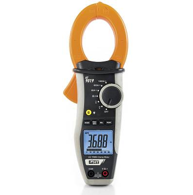 Foto de Pinza amperimétrica profesional ca 1000a TRMS, cat iv 600v