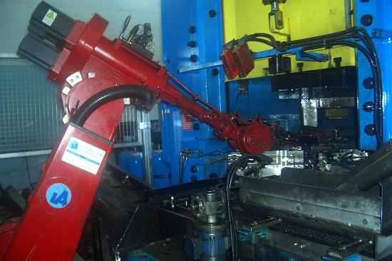 Foto de Instalación robotizada