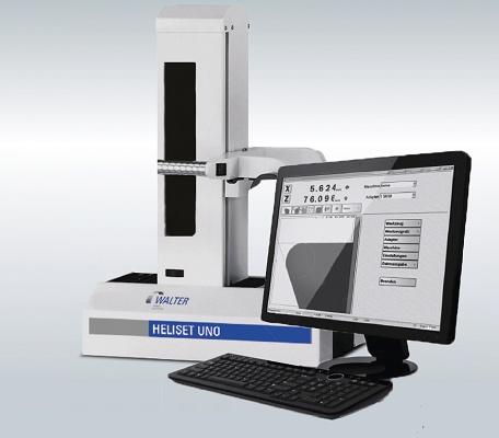 Foto de Dispositivo de medición manual y pre-reglaje