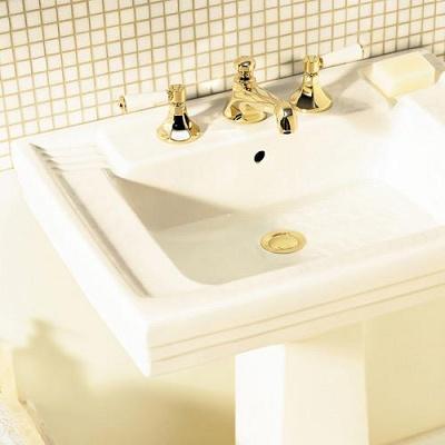 Foto de Batería para lavabo
