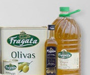 Foto de Selección de aceites de oliva