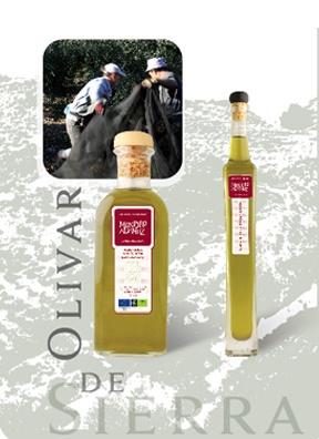"""Foto de Aceite de oliva """"Olivar de Sierra"""""""