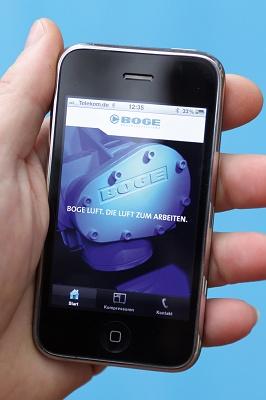 Foto de Aplicación para iPhone
