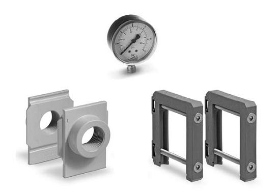 Foto de Manómetros y accesorios