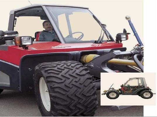 Foto de Tractor polivalente