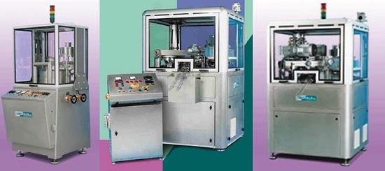 Foto de Máquinas de comprimir rotativas