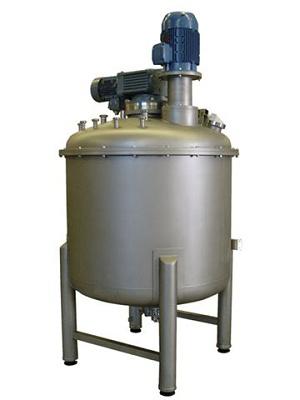 Foto de Diluidores, mezcladores y reactores