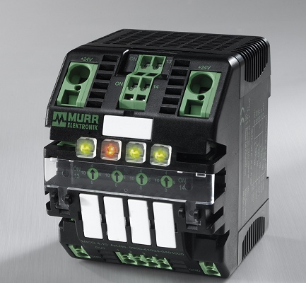 Foto de Fusibles electrónicos con alarma y rearmables