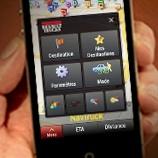 Foto de Aplicación GPS de navegación de guía vocal