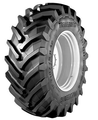 Foto de Neumático agrícola para tractores