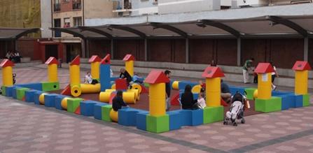 Foto de Área de juego infantil