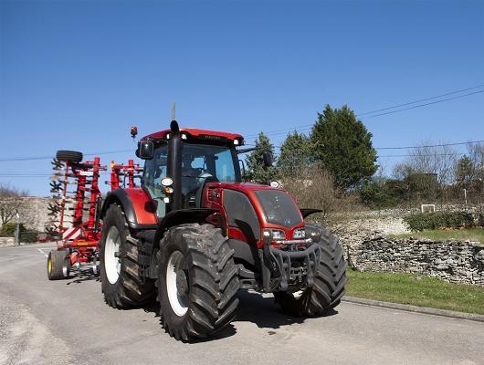 Foto de Tractores de gran potencia