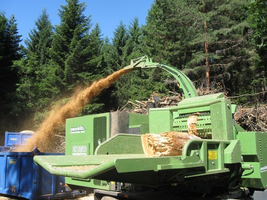 Picture of Chippers - Forestry crushers