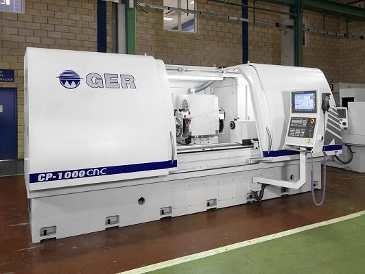 Foto de Rectificadora cilíndrica CNC